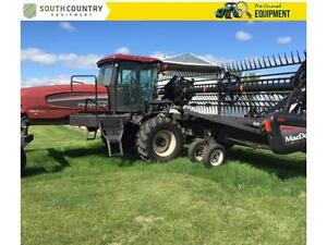 2013 John Deere W150 Windrowers
