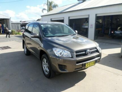 2012 Toyota RAV4 ACA33R MY12 CV 4 Speed Automatic Wagon Burrangong Young Area Preview