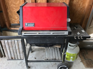 Weber barbecue for free. Pick up today