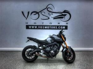 2015 Yamaha FZ 09- Stock#V2920NP- No Payments For 1 Year**