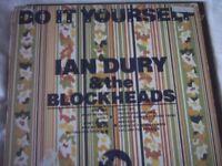 Vinyl LP Ian Dury & The Blockheads STIFF SEEZ 14 1979