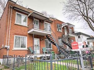 well maintained 3 bedroom with basement lower duplex in Lasalle