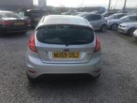 59 FORD FIESTA 1.2 STYLE 81 BHP LOW INSURANCE FINANCE PARTX WELCOME