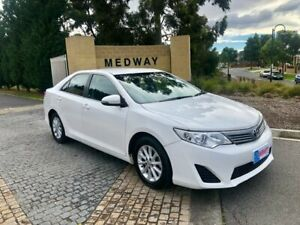 2013 Toyota Camry ASV50R Altise White 6 Speed Sports Automatic Sedan Maidstone Maribyrnong Area Preview