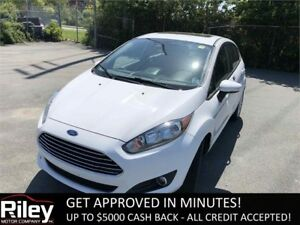 2014 Ford Fiesta SE SUNROOF STARTING AT $99.41 BI-WEEKLY