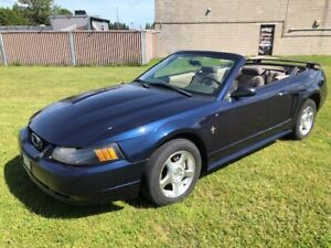 2003 Ford Mustang convertible $5495
