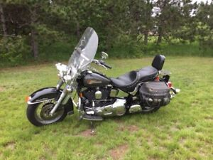 Softail Classic trade for HD Trike or Spyder
