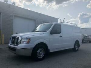 2012 Nissan NV-1500 SV - Cargo - Low Roof