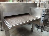 """Lincoln Pizza Oven, Belt Pizza Oven, Conveyor Pizza Oven, 32"""" wide belt Pizza Oven"""