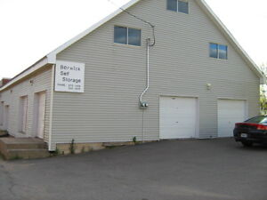STOREAGE UNITS FOR RENT, BERWICK, N.S.