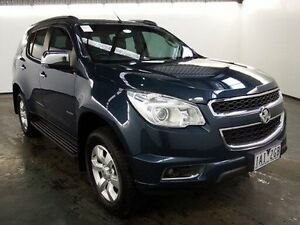 2013 Holden Colorado 7 RG MY14 LTZ (4x4) Blue 6 Speed Automatic Wagon Albion Brimbank Area Preview