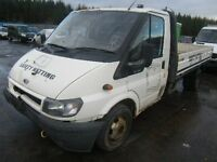 "Transit Dropside ""Stolen Recovered"" SV05 ZFH No VAT"