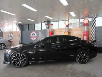 2006 Holden Commodore VE SS Black 6 Speed Automatic Sedan Fyshwick South Canberra Preview