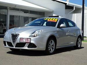 2013 Alfa Romeo Giulietta Progression Silver 6 Speed Manual Hatchback Garbutt Townsville City Preview