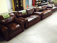 3 Pc. Couch, Loveseat, and Chair