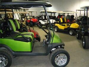 Golf Carts - Refurbished-Custom-Used - Excalibur Custom Carts