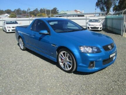 2013 Holden Commodore VE II MY12.5 SS-V Z-Series Blue 6 Speed Manual Utility Cessnock Cessnock Area Preview