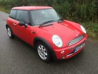 2005 55 MINI HATCH ONE ONE