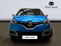 2013 RENAULT CAPTUR HATCHBACK