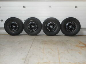 suv snow tires and rims