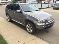 2005 BMW X5 Edmonton Edmonton Area Preview