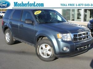 2011 Ford Escape XLT 4dr 4WD Sport Utility Vehicle