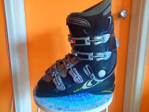 Bottes de Ski Salomon sensifit 326 mm taille 11 US