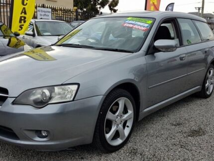 2006 SUBARU LIBERTY SAFETY PK WAGON, AUTO, AIT, SUNROOF, REGO, JUST SERVICED! Penrith Penrith Area Preview