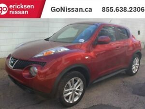 2013 Nissan JUKE SL: SUNROOF, VERY LOW KMS, CLIMATE CONTROL, HEA