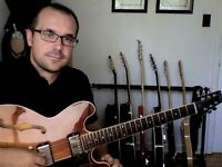 Guitar Lessons by Experienced & Highly Qualified teacher