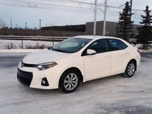 2016 Toyota Corolla S Heated Seats,  Back-up Cam,  Bluetooth,  A