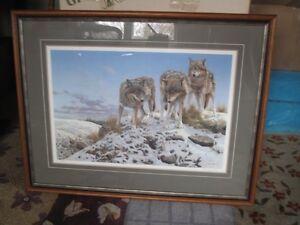 Animal Prints- Lester, Parker, McLean, Loates