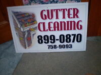 Gutter Cleaning Services residential and commercial