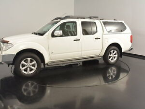 2011 Nissan Navara D40 MY11 ST-X 550 White 7 Speed Sports Automatic Utility Welshpool Canning Area Preview