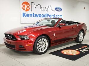 2014 Ford Mustang LEATHER , AUTO ,V6 Premium