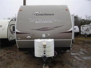 2012 Coachman Catalina 28DDS Deluxe Edition