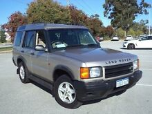 2002 Land Rover Discovery V8 (4x4) Silver 4 Speed Automatic 4x4 Wagon Maddington Gosnells Area Preview
