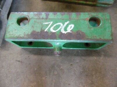 John Deere 3040 Series Front Weight Bracket R60328 Tag 706