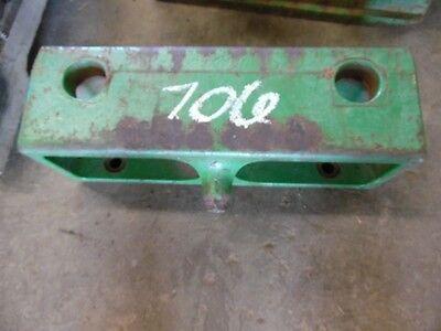John Deere 3040 Series Front Weight Bracket R60328 Tag 706