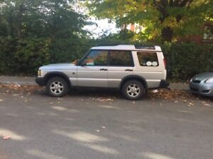 For Sale: 2004 Land Rover Discovery