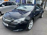 2012 Vauxhall Astra GTC 1.4 SPORT S/S 3DR Hatchback Petrol Manual