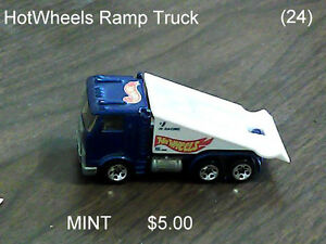 Diecast Cars and Trucks