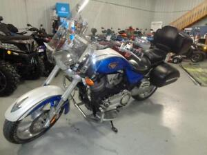 2007 VICTORY KINGPIN 100ci v twin with 4 valves per cylinder