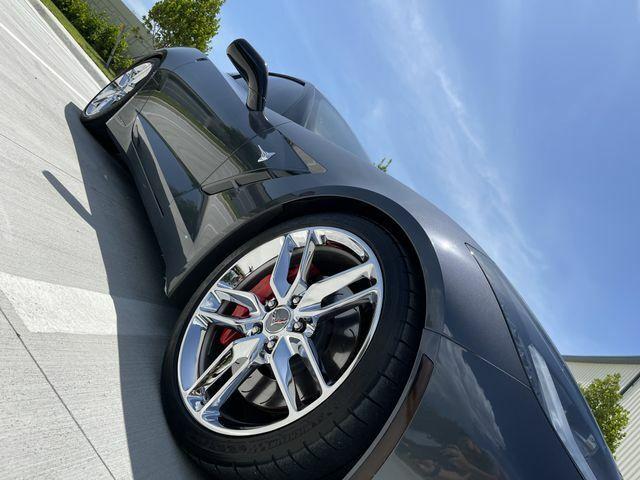 2014 Gray Chevrolet Corvette Stingray Z51   C7 Corvette Photo 5