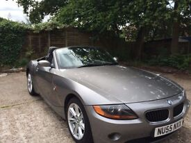 BMW Z4 2.0 Roadster Convertible