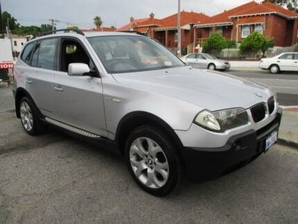 2005 BMW X3 Silver Sports Automatic Wagon