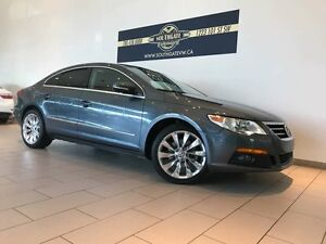 2011 Volkswagen CC Sportline | Leather | Sunroof | Heated Seats