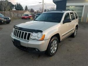 2008 Jeep Grand Cherokee**Navigation**Camera**Leather**Sunroof