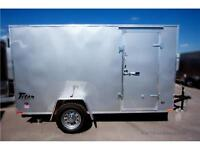 2016 Stealth Trailers Titan SE 6x12 with ramp