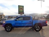 2016 Toyota Tacoma TRD Sport Kamloops British Columbia Preview